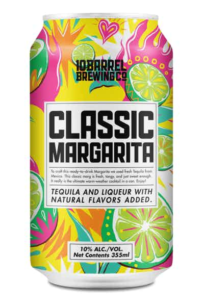 10 Barrel Brewing Co. Classic Margarita
