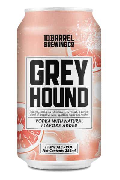 10 Barrel Brewing Co. Greyhound