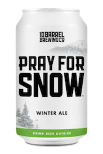 10 Barrel Brewing Co. Pray for Snow