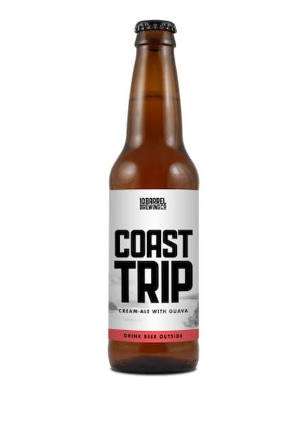 10 Barrel Coast Trip Cream Ale