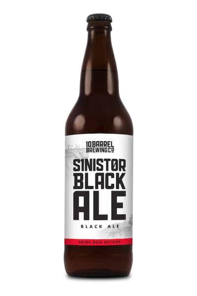 10 Barrel S1nist0r Black Ale