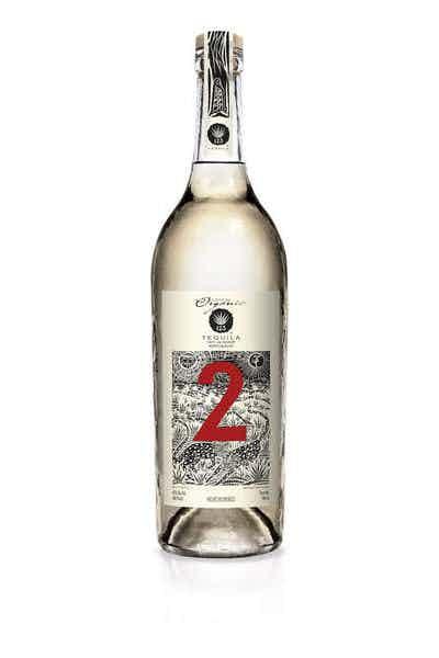 123 Organic Reposado Tequila (Dos)