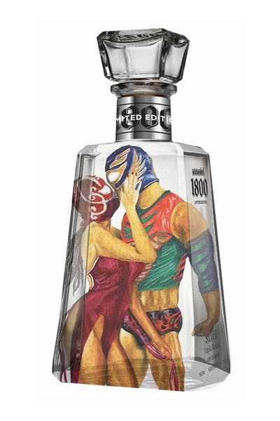 1800 Tequila Artists Series