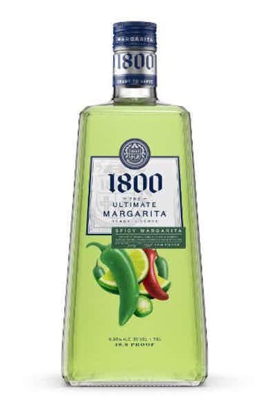 1800 Ultimate Spicy Margarita