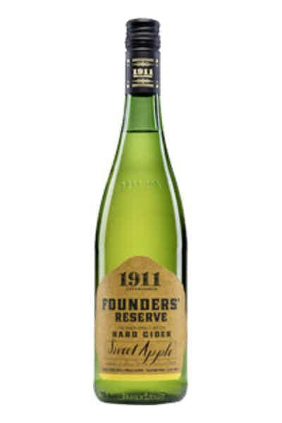 1911 Hard Cider Sweet Apple