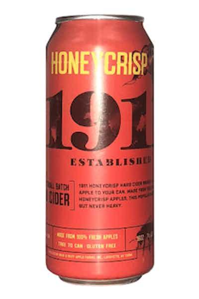 1911 Honeycrisp Hard Cider