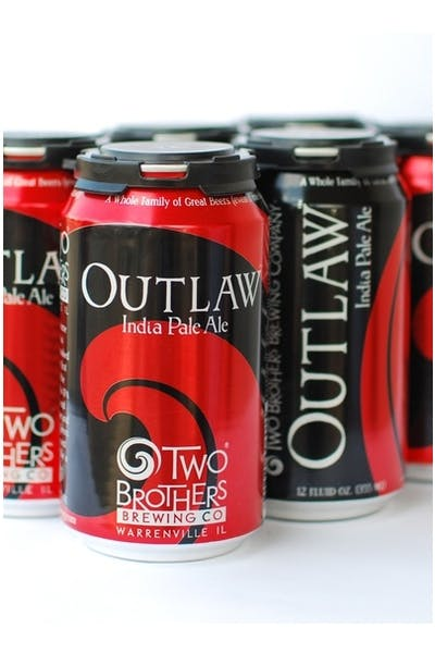 2 Brothers Outlaw IPA