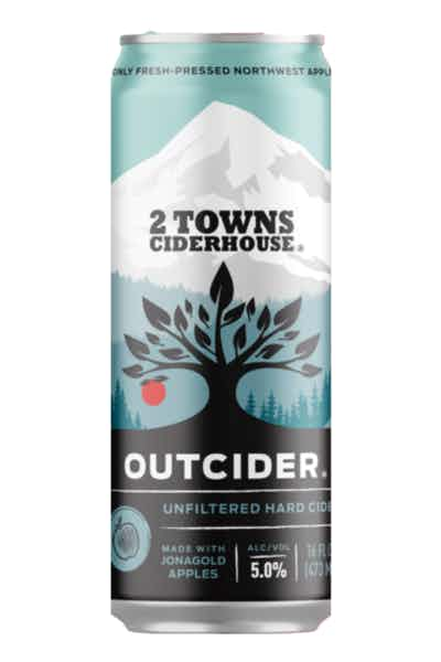 2 Towns Cider Outcider