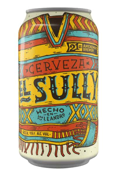 21st Amendment El Sully Lager