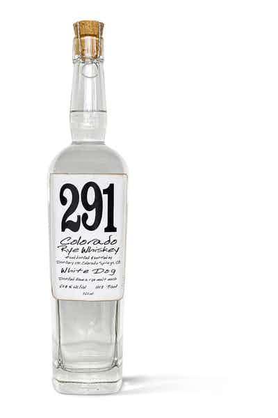 291 Colorado Rye Whiskey White Dog