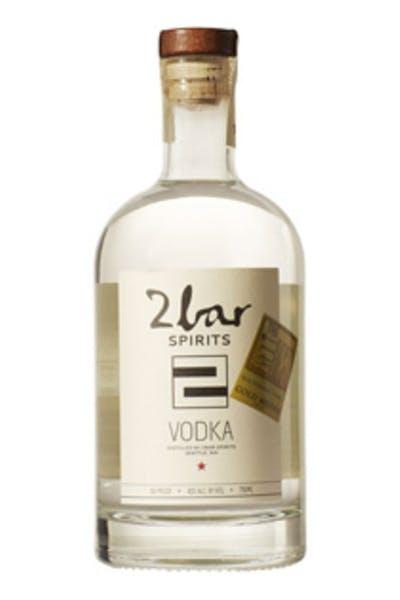 2Bar Vodka [discontinued]