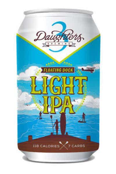 3 Daughters Floating Dock Light IPA