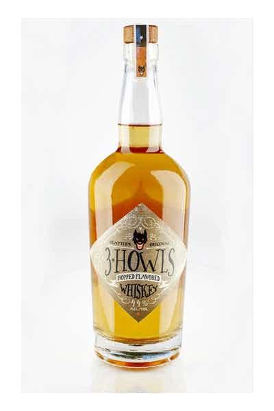 3 Howls Hopped Whiskey