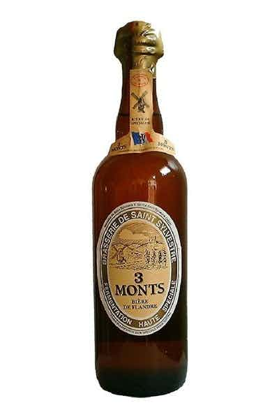 3 Monts Flanders Golden Ale