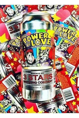 3 Stars The Power Of Love