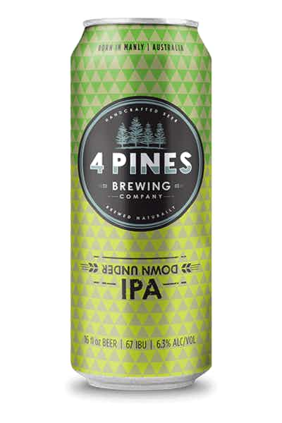 4 Pines Brewing Down Under IPA