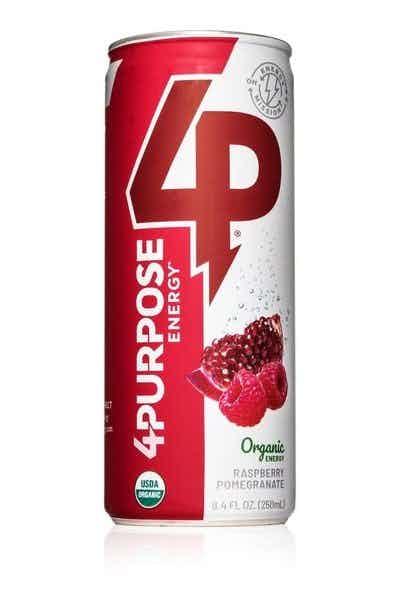 4 Purpose Energy Raspberry Pomegranate