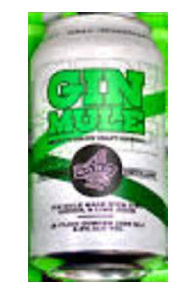 4 Sons Brewing Gin Mule
