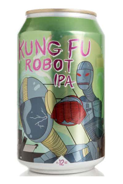4th Tap Brewing Kung Fu Robot