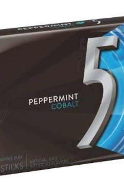 5 Cobalt Peppermint