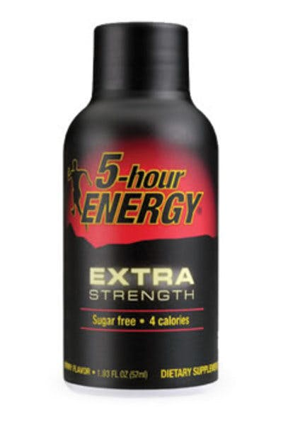 5 Hour Energy Extra Strength