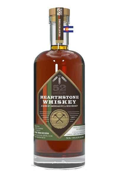 52eighty Hearthstone Whiskey