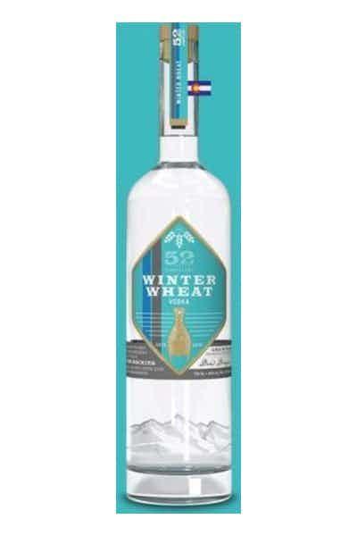 52eighty Winter Wheat Vodka