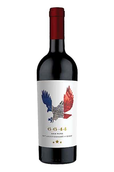 6.6.44 Commemorative Red Wine Blend