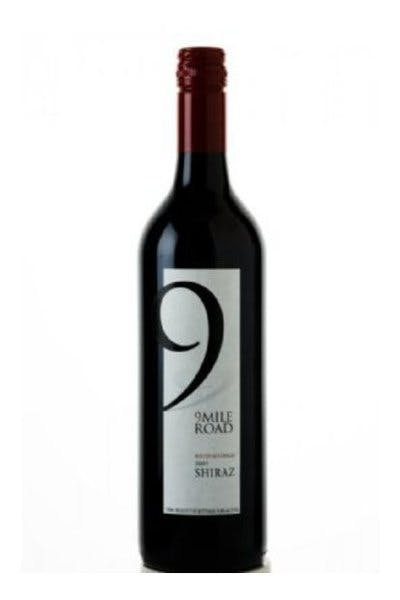 9 Mile Road Shiraz