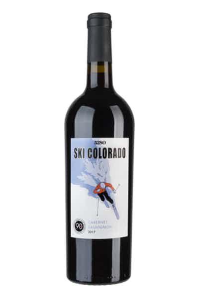 90+ Cellars 5280 Ski Colorado Cabernet Sauvignon