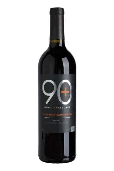 90+ Cellars Cabernet Sauvignon (Lot 116)