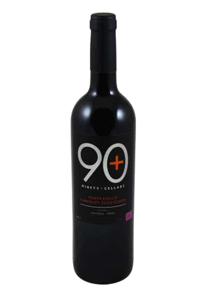 90+ Cellars Tempranillo Cabernet Sauvignon (Lot 35)