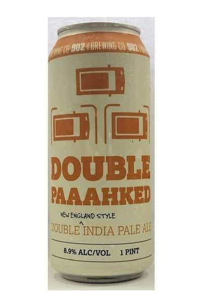 902 Brewing Co. Double Paaahked NEDIPA