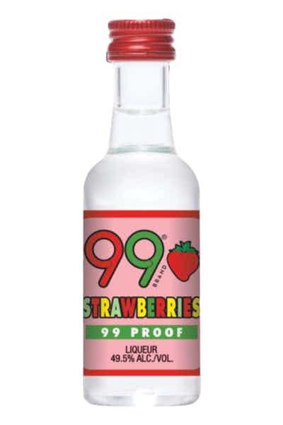 99 Strawberries Liqueur