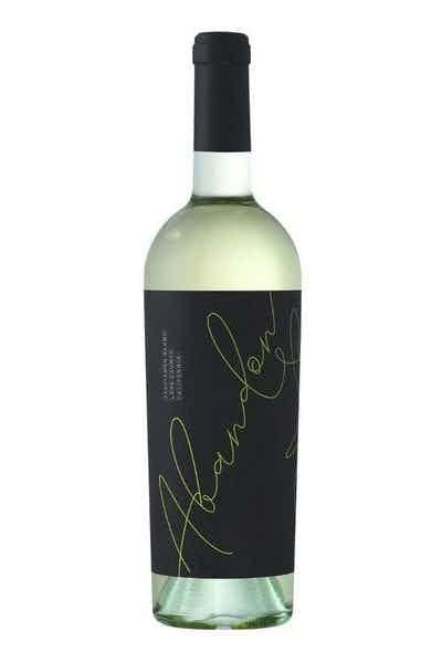 Abandon Sauvignon Blanc White Wine