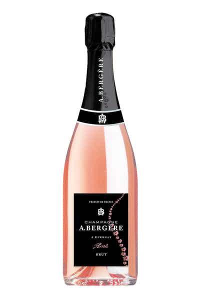 A.Bergere Rosè Champagne