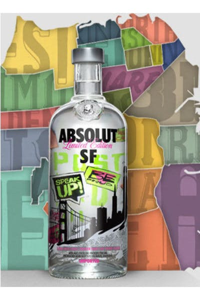 Absolut San Francisco