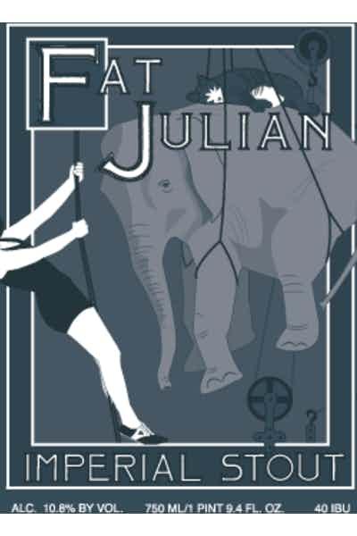 Actual Brewing Fat Julian
