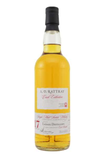 A.D. Rattray Ledaig Single Malt Scotch Whiskey 9 Year