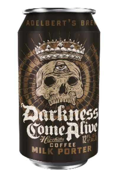 Adelbert's Darkness Come Alive Horchata Coffee Porter