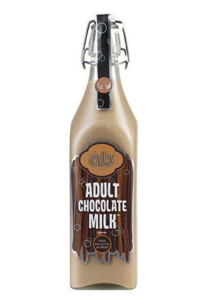 Adult Chocolate Milk Liqueur