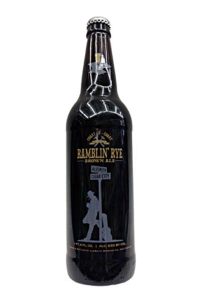 Alesmith Cigar City Ramblin Rye Brown Ale