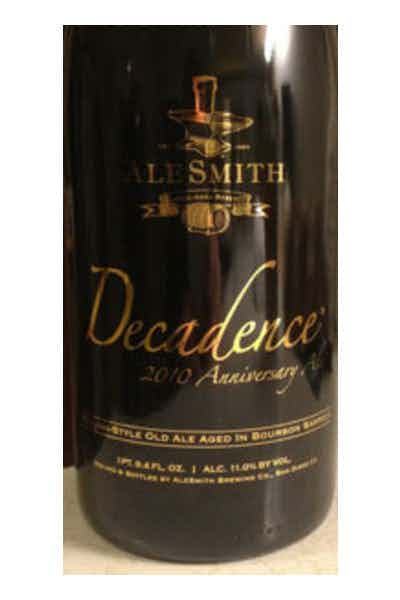 Alesmith Decadence English Style Old Ale 2010