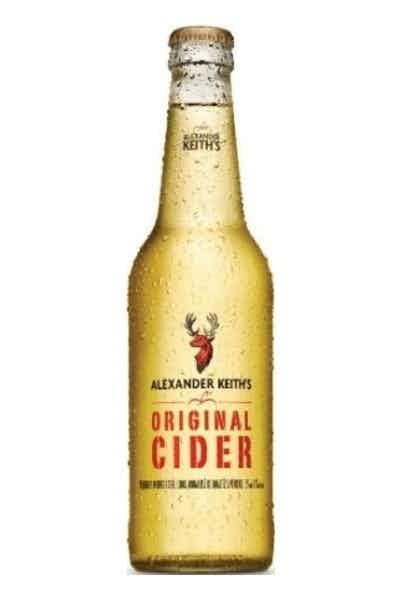 Alexander Keiths Original Cider