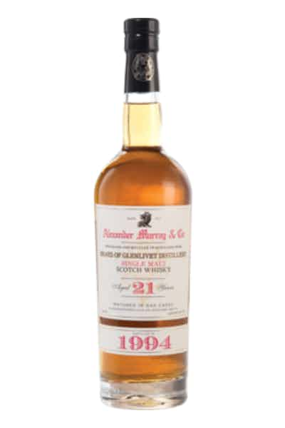 Alexander Murray Braes Of Glenlivet 21 Year