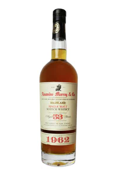 Alexander Murray Monumental Blended Scotch 53 Years