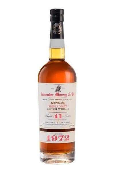 Alexander Murray Speyside Single Malt Scotch 41 Year