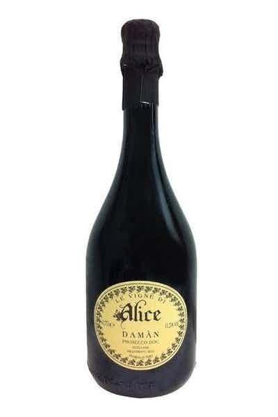 Alice 'Damàn' Extra Dry Prosecco