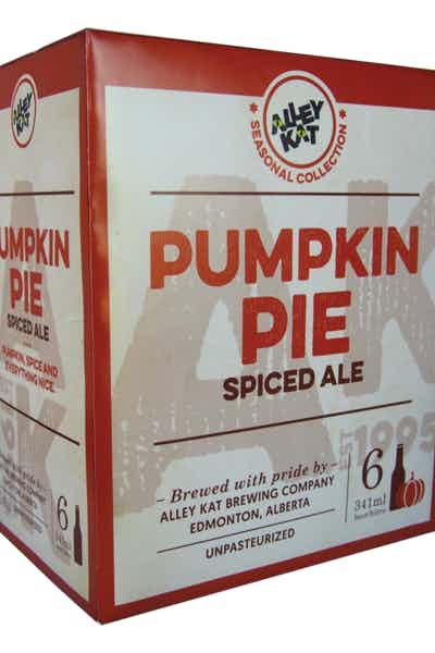 Alley Kat Pumpkin Pie Spiced Ale