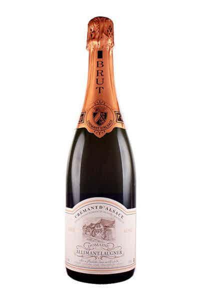Allimant-Laugner Cremant D' Alsace Rose